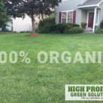 100% organic all natural weed control
